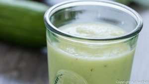 Avocado-Melonen-Smoothie