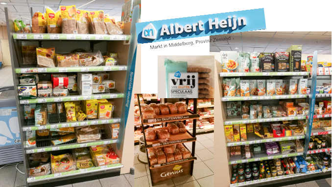Albert Heijn, supermarktkette in Holland