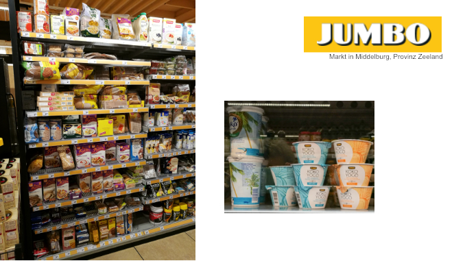 Jumbo, Supermarktkette in Holland
